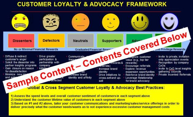 Customer Loyalty & Advocacy