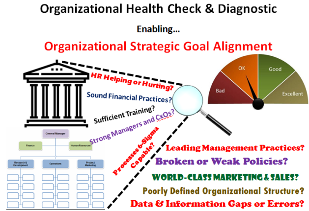 Organizational Health Check & Diagnostic