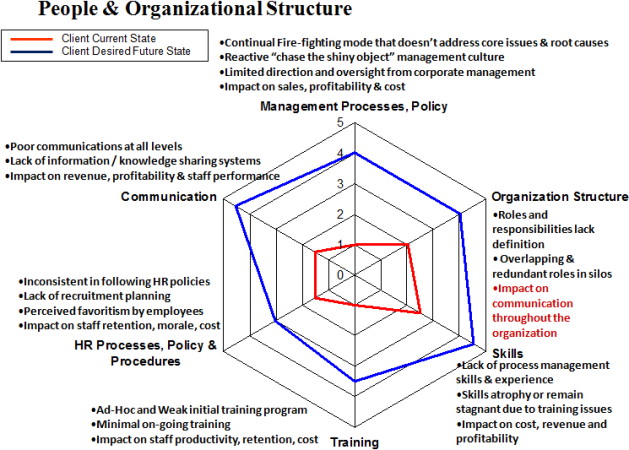 People & Organizational Structure Diagnostic