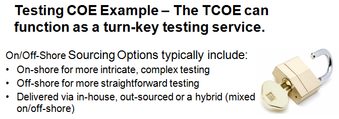TCOE On/Off-Shore Considerations
