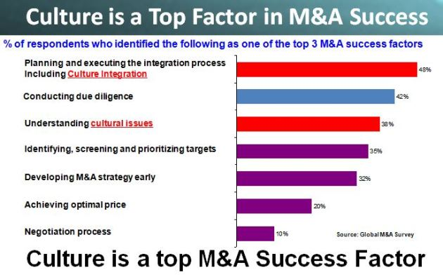 Top Factors for M&A Success
