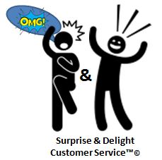 Surprise & Delight Customer Service