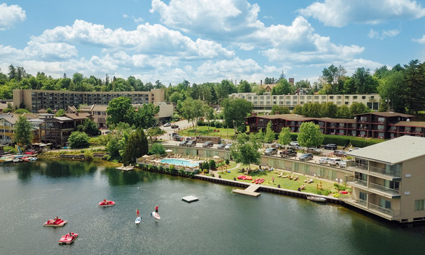 High Peaks Resort, Lake Placid NY